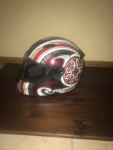 motor cycle helmet (small) in Baumholder, GE