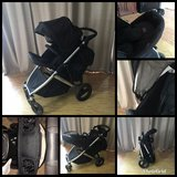 Britax B-ready double stroller in Stuttgart, GE