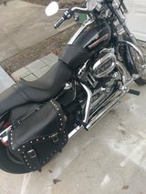 2009 Harley Davidson Sportster 1200C in Beaufort, South Carolina