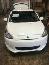 2015 Mitsubishi Mirage Automatic US Specs in Baumholder, GE