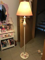 Butterfly tall lamp  110V in Ramstein, Germany