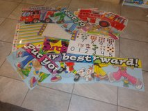 Lots of Educational Worksheets & Wall Items in Houston, Texas