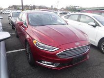 '17 FORD FUSION TITANIUM in Ramstein, Germany