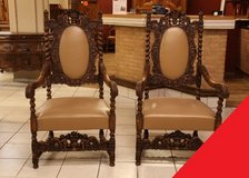 Freddy's - Louis XIII armchairs in Baumholder, GE