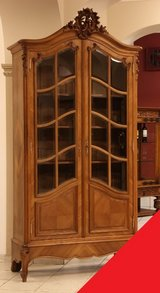 Freddy's - Louis XV bookcase in Baumholder, GE