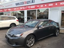 '12 Scion TC Coupe Manual 6 Speed in Spangdahlem, Germany