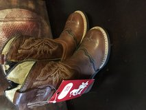Real Leather Toddler-boots in Houston, Texas