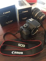 Canon Rebel Kit w/2 Kit Lens and EFS 10-22mm Canon Lens (Purchase separately is possible) in Ramstein, Germany