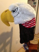 New eagle hat in Camp Lejeune, North Carolina