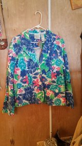 Floral Jacket Large in 29 Palms, California
