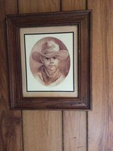 Cowboy portrait in Fort Campbell, Kentucky