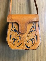 NEW Handcrafted Leather purse in Kingwood, Texas