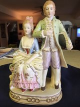 Occupied Japan (Man with Woman) Porcelain? in Fort Leonard Wood, Missouri
