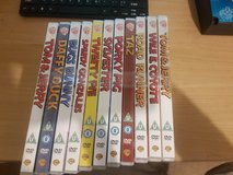 Looney Tunes DVD collection in Lakenheath, UK