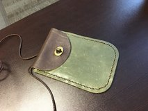NEW Green Leather purse in Kingwood, Texas