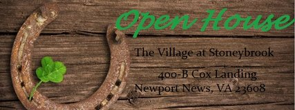 Open House! in Gloucester Point, Virginia