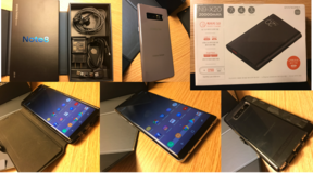 AT&T Samsung Galaxy Note 8 in Fort Hood, Texas