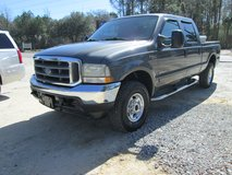 2002 FORD F-250 CREW CAB, LARIAT, 4X4, SHORT BED, 7.3 POWER STROKE DIESEL in bookoo, US