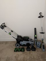 EGO lawn equipment ( fully electric ) in Alexandria, Louisiana