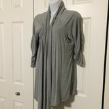 Plus Size Open Fly Front Cardigan 0X in Naperville, Illinois