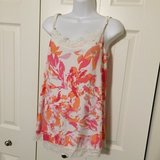Avenue Floral cami with lace  14/16 in Naperville, Illinois