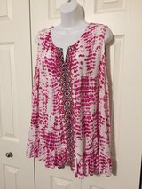 Summer Tunic/shirt. 1X in Bolingbrook, Illinois
