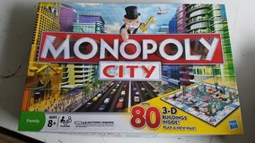 Monopoly City Board Game in Camp Lejeune, North Carolina