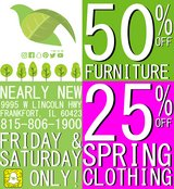 25% OFF ALL FURNITURE INCLUDING CHAIRS, DINING ROOM SETS, BEDS AND MORE! in Tinley Park, Illinois