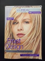L'Oréal Frost and Design kit Champagne in Aurora, Illinois