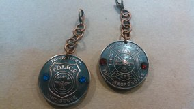 fire and police key chain in Chicago, Illinois