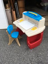 Step 2 children desk with chair in Columbus, Georgia