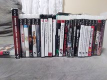 (39) PS3 Games Lot: Call of Duty Bk Ops II & lll Modern Warfare 2 & much more. in Fort Lee, Virginia