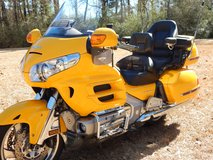 2010 Honda Goldwing Audio Comfort in Leesville, Louisiana