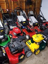 Lawnmowers sale & repair in Joliet, Illinois
