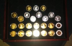 Replica coin collection in Pleasant View, Tennessee