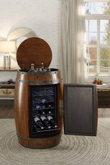 NEW! MANCAVES EVERYWHERE!! WINE BARREL REFRIGERATOR! in Camp Pendleton, California