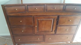 dresser and mirror- PRICE REDUCED!!! in Shorewood, Illinois