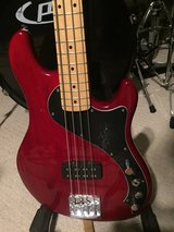 Squire Dimension bass in St. Charles, Illinois