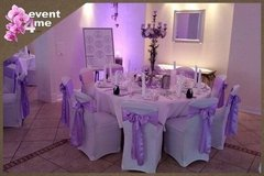Chair cover rentals Shipped Nationwide, for weddings, corporate events, parties, quinceanera in Heidelberg, GE