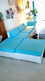 *Pending* Free Patio Sectional Couch in Okinawa, Japan