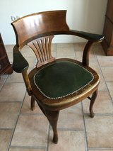 Captain's Chair, English, ca. 1920? in Wiesbaden, GE