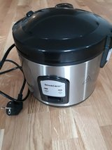 Rice cooker in Ramstein, Germany