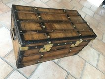 French Travel Chest ca. 1890 in Wiesbaden, GE