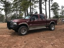 2005 Ford F350 King Ranch in Perry, Georgia