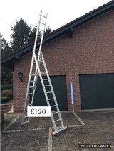 Ladder in Spangdahlem, Germany