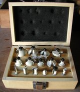 """1/4"""" Router Bits Woodtex in Ramstein, Germany"""