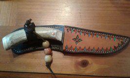 Custome Leather knife sheaths and holsters in Fort Leonard Wood, Missouri