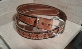 Custom Leatherwork and repair in Fort Leonard Wood, Missouri