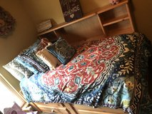 Twin bed with storage in Livingston, Texas