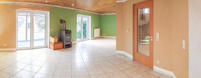 Big House with Garage, Terrace, Fireplace and BIK in 67753 Rothselberg  - close to Weilerb... in Ramstein, Germany